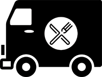 Saskatoon Food Truck Association Food Truck Icon